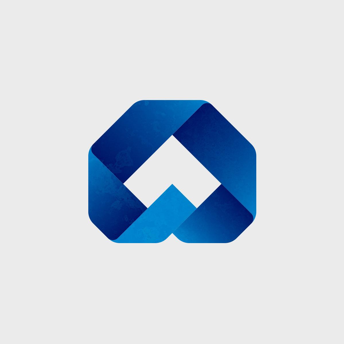 Aydyn Watan. Brand identity for a construction company