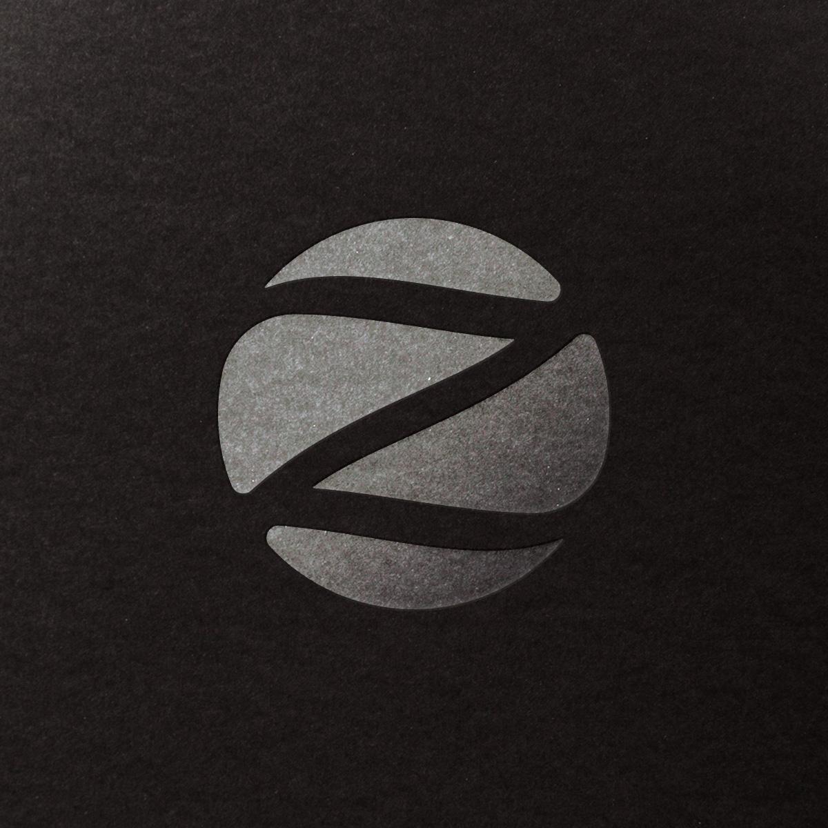 Zemin. Logo for a men's fashion company